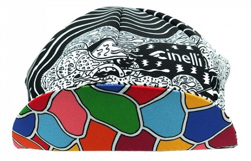 Louie Cordero /'Lolobuko/' Cycling Cap by Cinelli