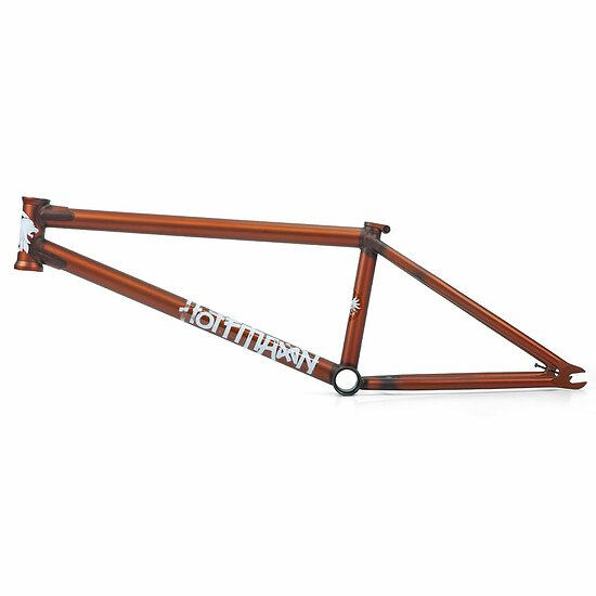 Bild 2 - Federal 2019 BRUNO V2 Frame matt translucent orange 21'' Bruno Hoffmann Signature