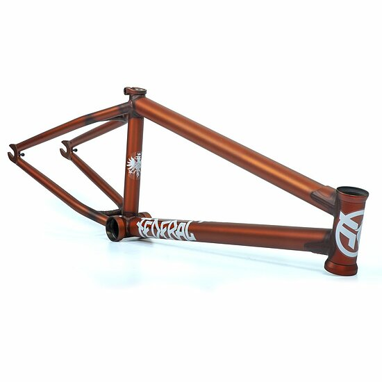 Bild 3 - Federal 2019 BRUNO V2 Frame matt translucent orange 21'' Bruno Hoffmann Signature