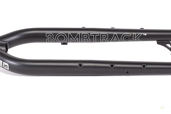 Bild 5 - Bombtrack BPS Fork black 51mm Post-Mount Discbrake 1 1/8''-1 1/2'' tapered 700C/650B 15x110mm