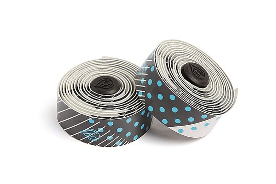 Bild 2 - Cinelli FANTASY VOLEE Bar Tape blue/white