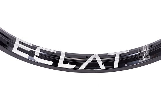 Bild 3 - éclat TRIPPIN Rim black 20'' 38mm 36H straight sleeved