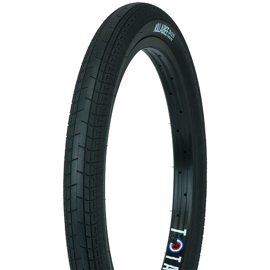 Bild 2 - Total BMX KILLABEE Tire black 20''x2.1'' foldable