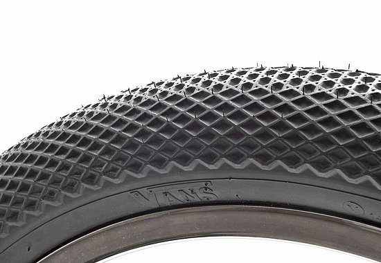 Bild 4 - BSD DONNASQUEAK Tire black 20''x2.25'' 110 PSI Alex Donnachie Signature