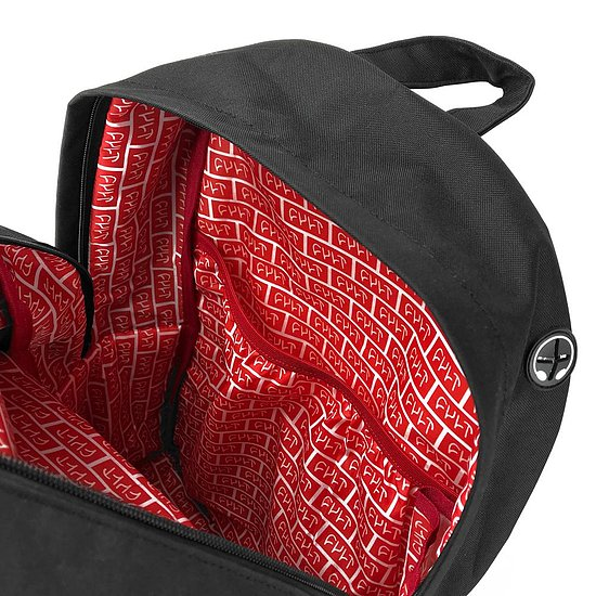 Bild 3 - Cult MADNESS Backpack black