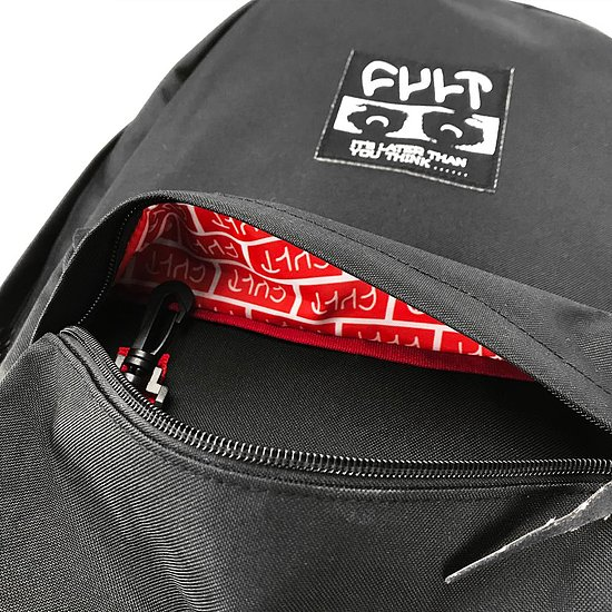 Bild 4 - Cult MADNESS Backpack black