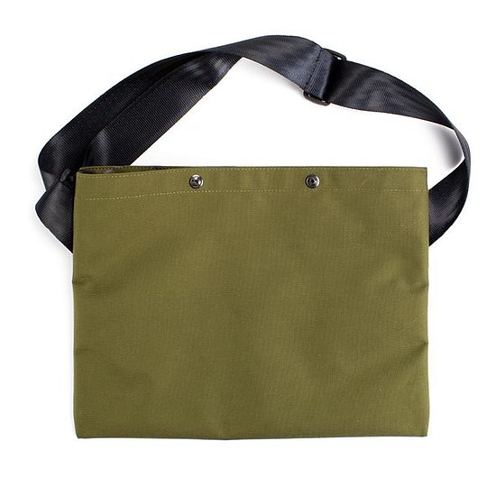 Bild 2 - Restrap LIMITED RUN 01 Musette black/olive one size fits most