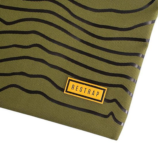 Bild 3 - Restrap LIMITED RUN 01 Musette black/olive one size fits most