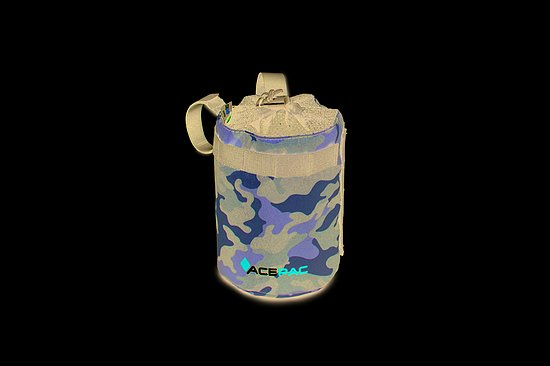 Bild 2 - Acepac FAT BOTTLE BAG Holster camo