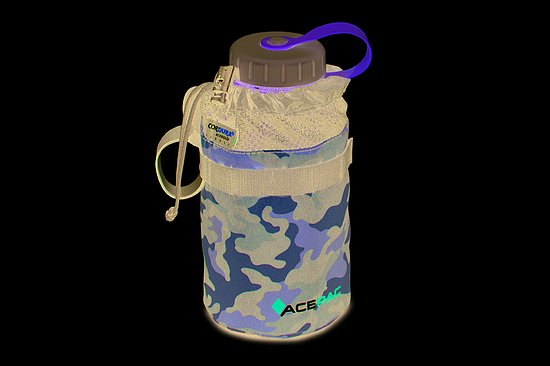 Bild 4 - Acepac FAT BOTTLE BAG Holster camo