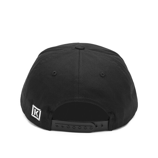 Bild 2 - Kink FLIGHT SNAP BACK Cap black adjustable in size