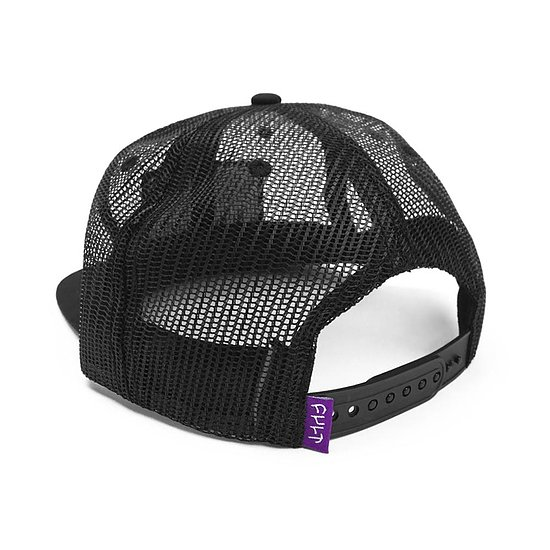 Bild 2 - Cult LOOK OUT ABOVE 6-Panel Cap black adjustable in size