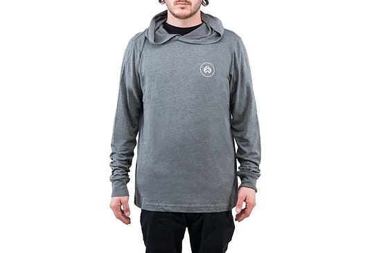 Bild 2 - éclat CIRCLE ICON Hooded Longsleeve