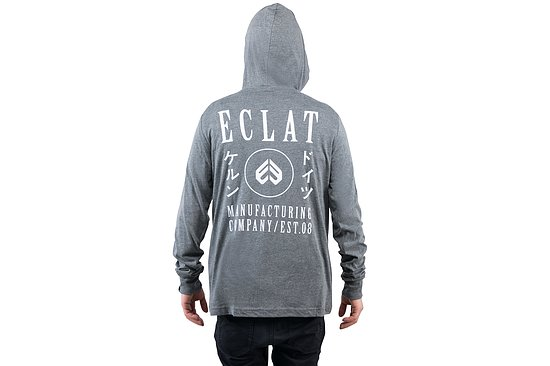 Bild 3 - éclat CIRCLE ICON Hooded Longsleeve