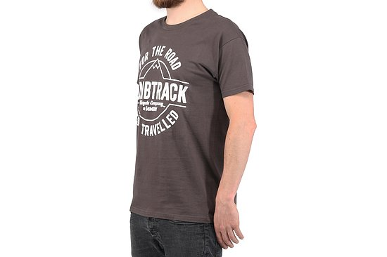 Bild 3 - Bombtrack LESS TRAVELLED T-Shirt