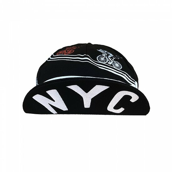 Bild 2 - Cinelli MONSTER TRACK 2019 Cap black/colorful one size fits most Made in Italy