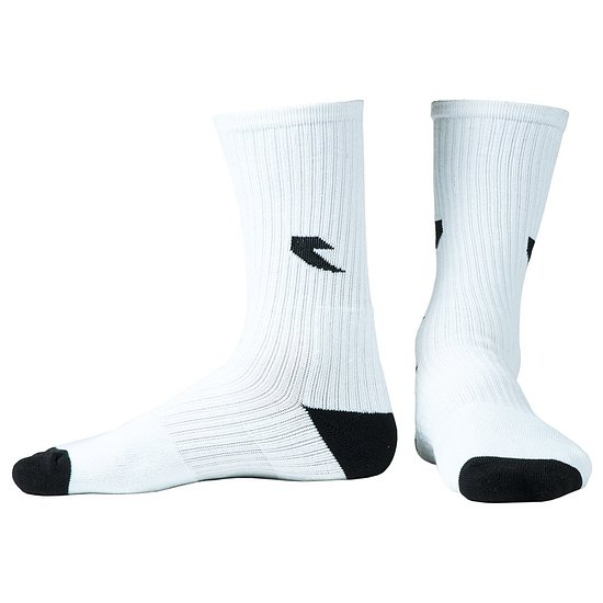 Bild 4 - tall order LOGO Socken white/black one size fits most US 8-13 / EU 40.5-47