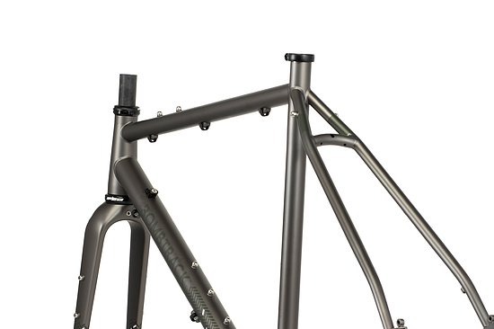 Bild 10 - Bombtrack 2019 HOOK EXT Frame Fork Set