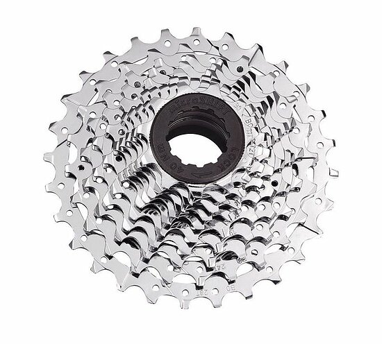 Bild 2 - microSHIFT R10 CS-H100 Cassette chrome 10-speed 11-28t