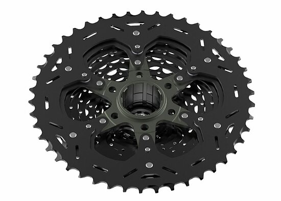 Bild 2 - microSHIFT XCD 11 CS-G113 Cassette ed black 11-speed 11-42t