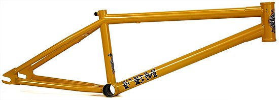 Bild 1 - FBM 2017 GYPSY 3 Frame yellow 20.75''