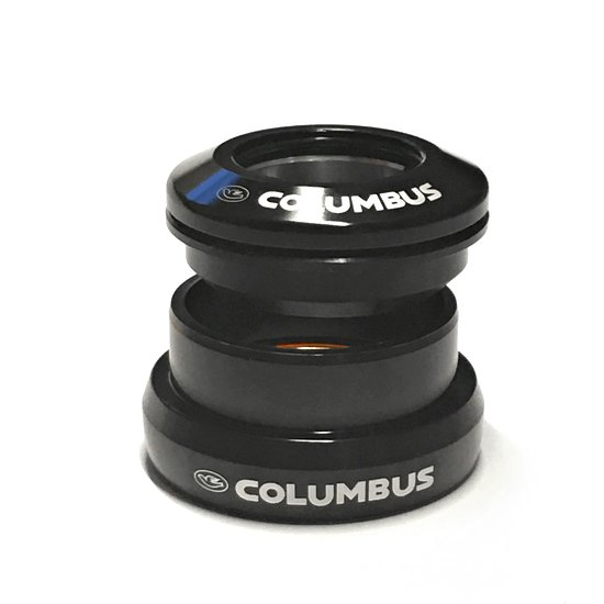 Bild 1 - Columbus COMPASS ALLOY ZS/EC Headset black 1 1/8''-1 1/4'' tapered