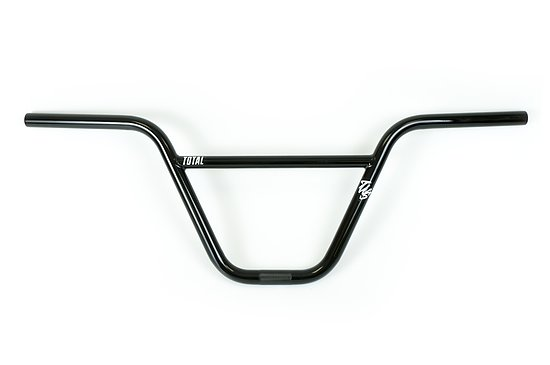 Bild 1 - Total BMX TWS Lenker glossy black 2-teilig 22.2mm 9.5'' Mark Webb Signature