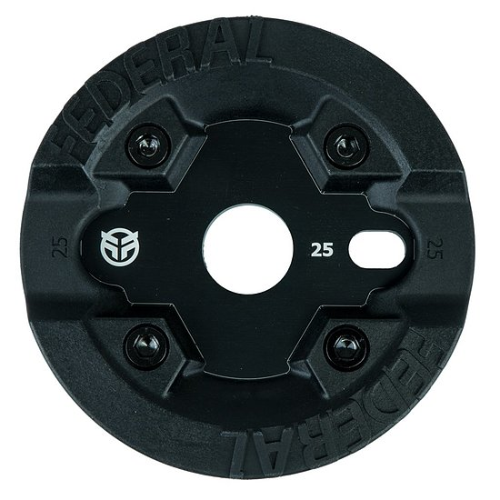 Bild 1 - Federal IMPACT GUARD Sprocket black 25t bolt drive