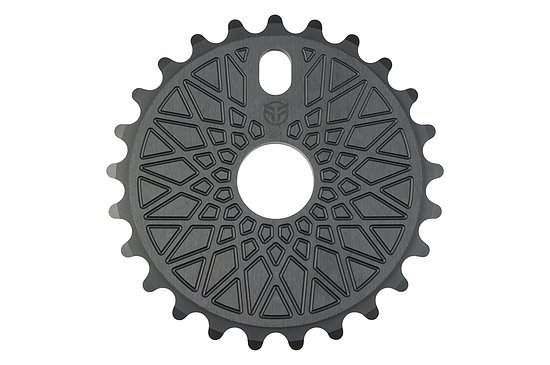 Bild 1 - Federal BBS SOLID Sprocket black 25t bolt drive