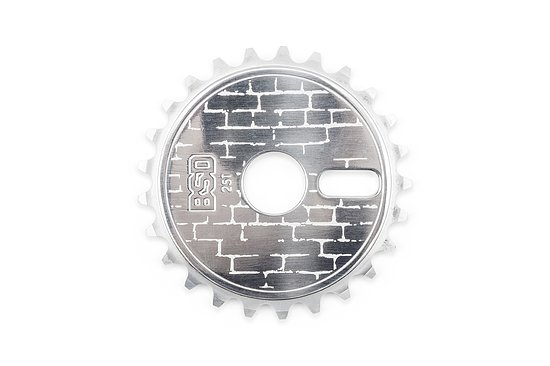Bild 1 - BSD WALLA Sprocket polished 25t bolt drive