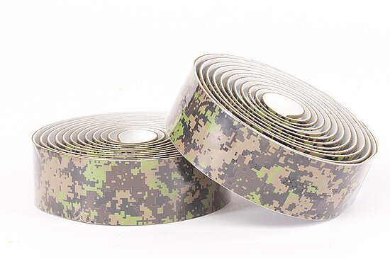 Bild 1 - Charge U BEND Bar Tape digital camo green