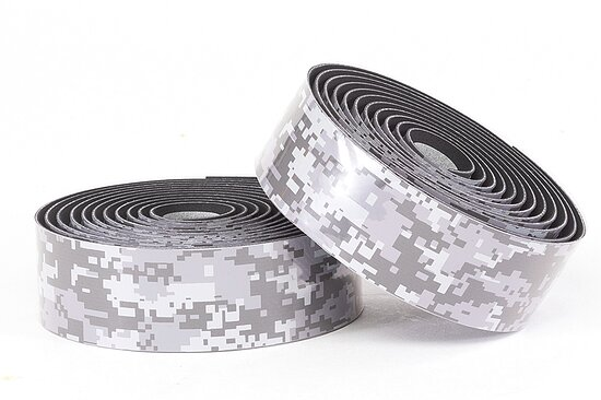 Bild 1 - Charge U BEND Lenkerband digital camo snow