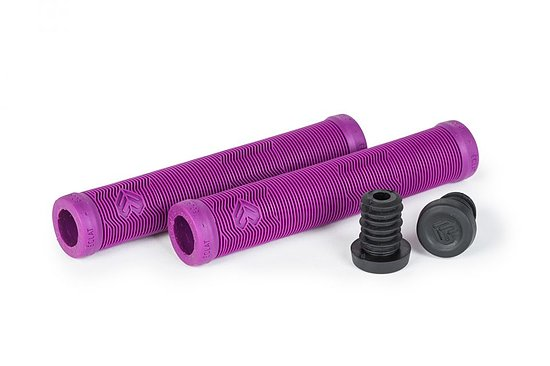 Bild 1 - éclat PULSAR Grips purple without flange 165mm Made by ODI