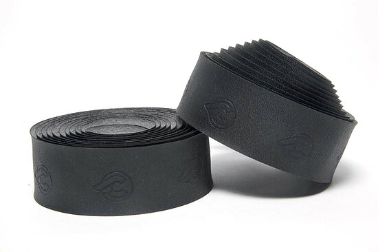 Bild 1 - Cinelli VEGAN RIBBON Bar Tape black synthetic leather