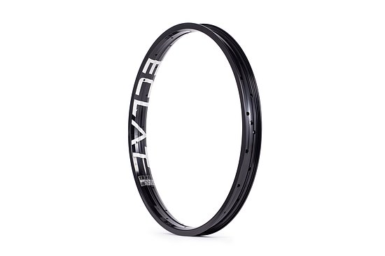 Bild 1 - éclat TRIPPIN Rim black 20'' 38mm 36H straight sleeved