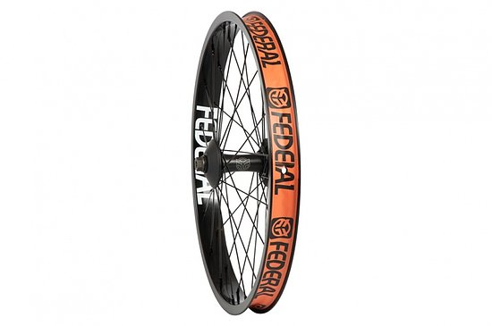 Bild 1 - Federal STANCE Front Wheel black straight 20'' 10mm Female Axle