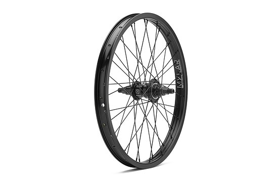 Bild 1 - Mission DEPLOY Freecoaster Rear Wheel black 20'' 36mm straight Regular Axle sleeved Freecoaster Hub L