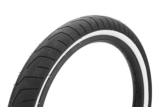 Bild 1 - Kink SEVER Tire black/whitewall 20''x2.4'' 60 PSI