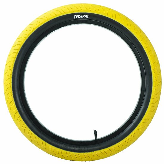Bild 1 - Federal COMMAND LP Reifen yellow/black 20''x2.4'' 60 PSI