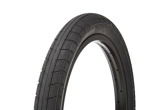 Bild 1 - BSD DONNASQUEAK Tire black 20''x2.25'' 110 PSI Alex Donnachie Signature