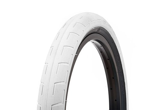 Bild 1 - BSD DONNASTREET Tire white 20''x2.4'' 110 PSI Alex Donnachie Signature