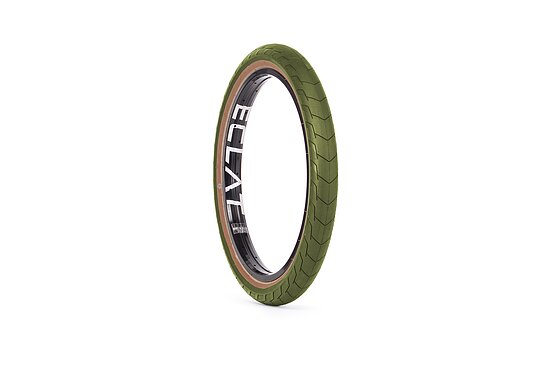 Bild 1 - éclat DECODER Tire army green/brown 20''x2.4'' 120 PSI unfoldable
