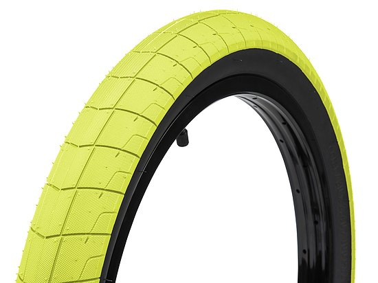 Bild 1 - éclat FIREBALL Tire neon yellow/blackwall 20''x2.4'' 100 PSI