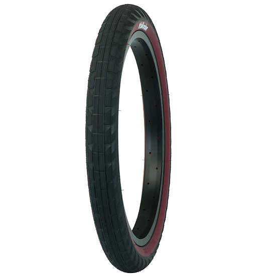 Bild 1 - tall order WALLRIDE Tire black/dark redwall 20''x2.3''