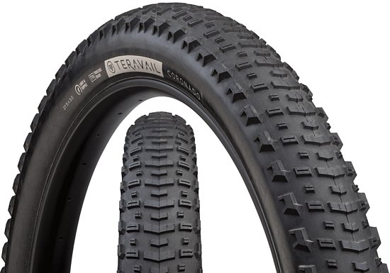 Bild 1 - Teravail CORONADO Tire black 27.5''x3.0'' 25-40 PSI Light and Supple
