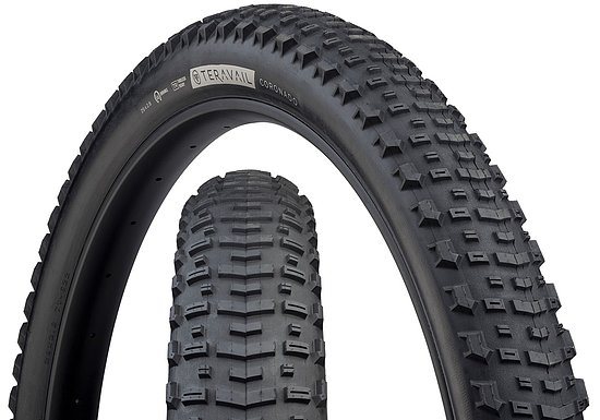 Bild 1 - Teravail CORONADO Tire black 29''x2.8' 20-40 PSI Durable