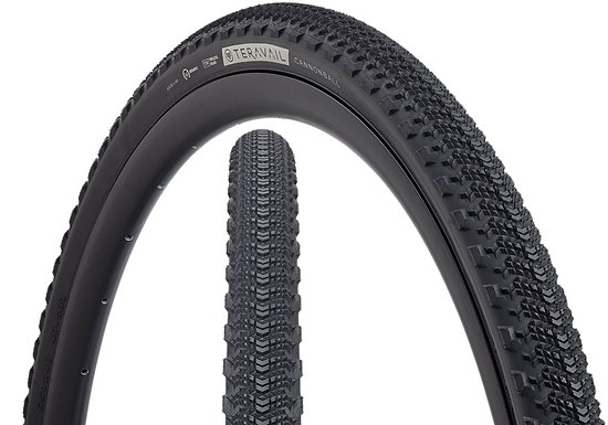 Bild 1 - Teravail CANNONBALL Tire black 650Bx47C 30-70 PSI Durable
