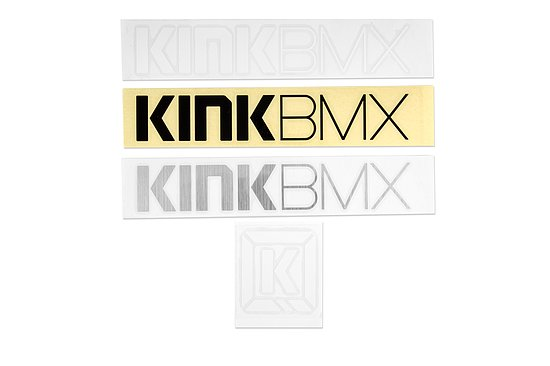 Bild 1 - Kink DIE CUT Sticker Set various