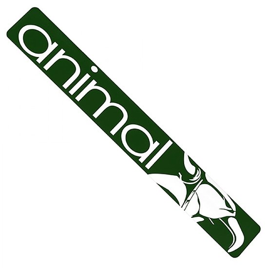 Bild 1 - Animal STREET Sticker green