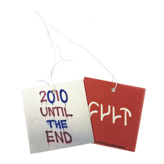 Bild 1 - Cult 2010 UNTIL THE END Air Freshener